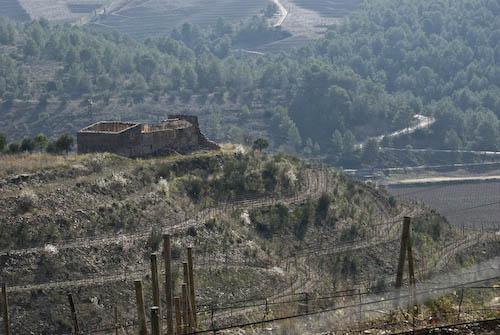 Mas de Portal - das Ruinenhaus ist der Namensgeber...
